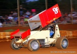 Case Racing 9c back at Lincoln Speedway 8/10/13 (Bill Case)